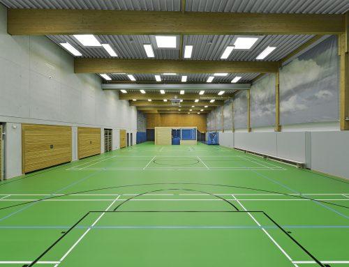 Neubau Multifunktions-Sporthalle Heidelberg