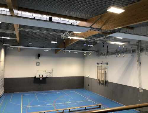 Neubau 3-Feld-Sporthalle Berkenthin